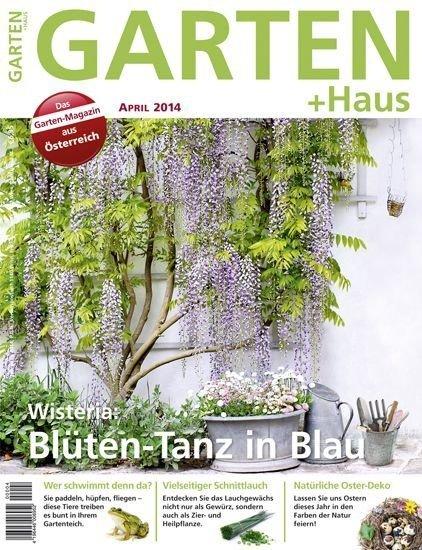 GARTEN+HAUS Ausgabe 4/2014